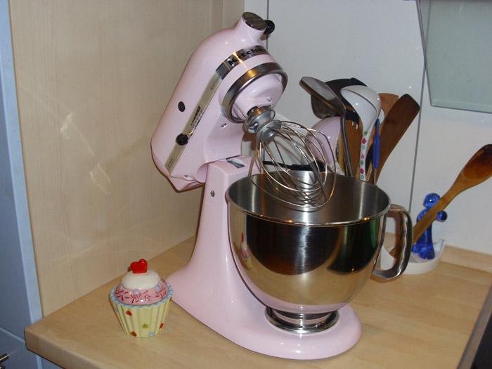 Undere Piggy, das rosa Küchenwunder