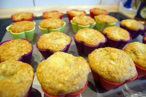 Birnen-haferflocken-muffins-gebacken